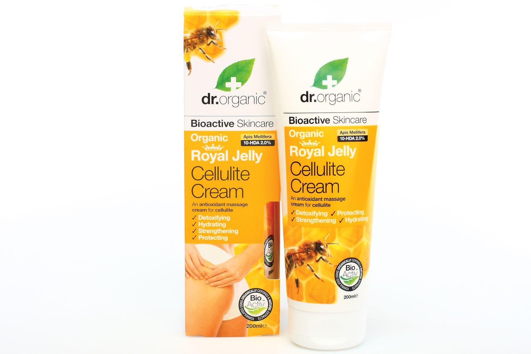Dr. Organic Cellulite Krém