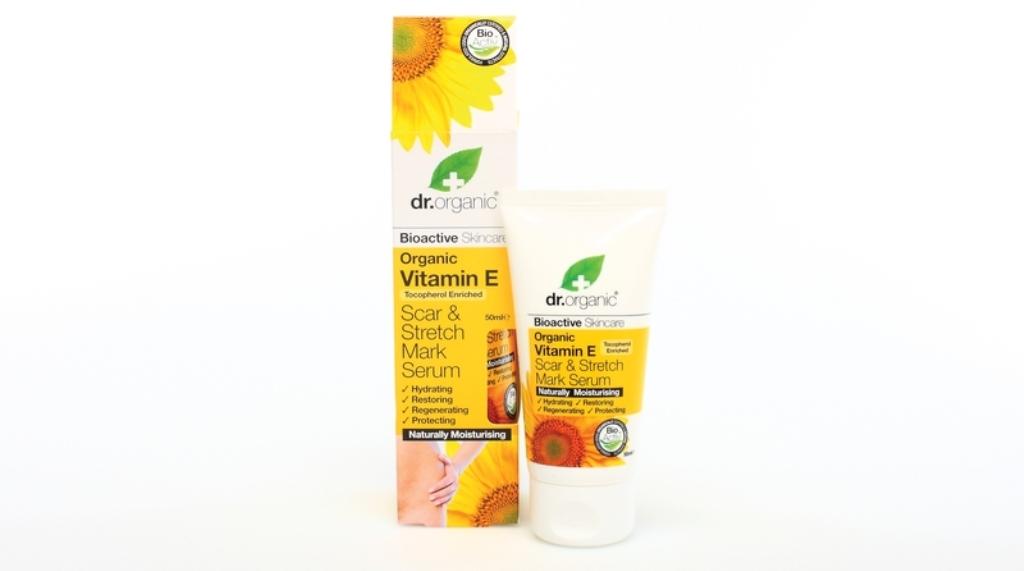 Dr.Organic E-vitaminos krém