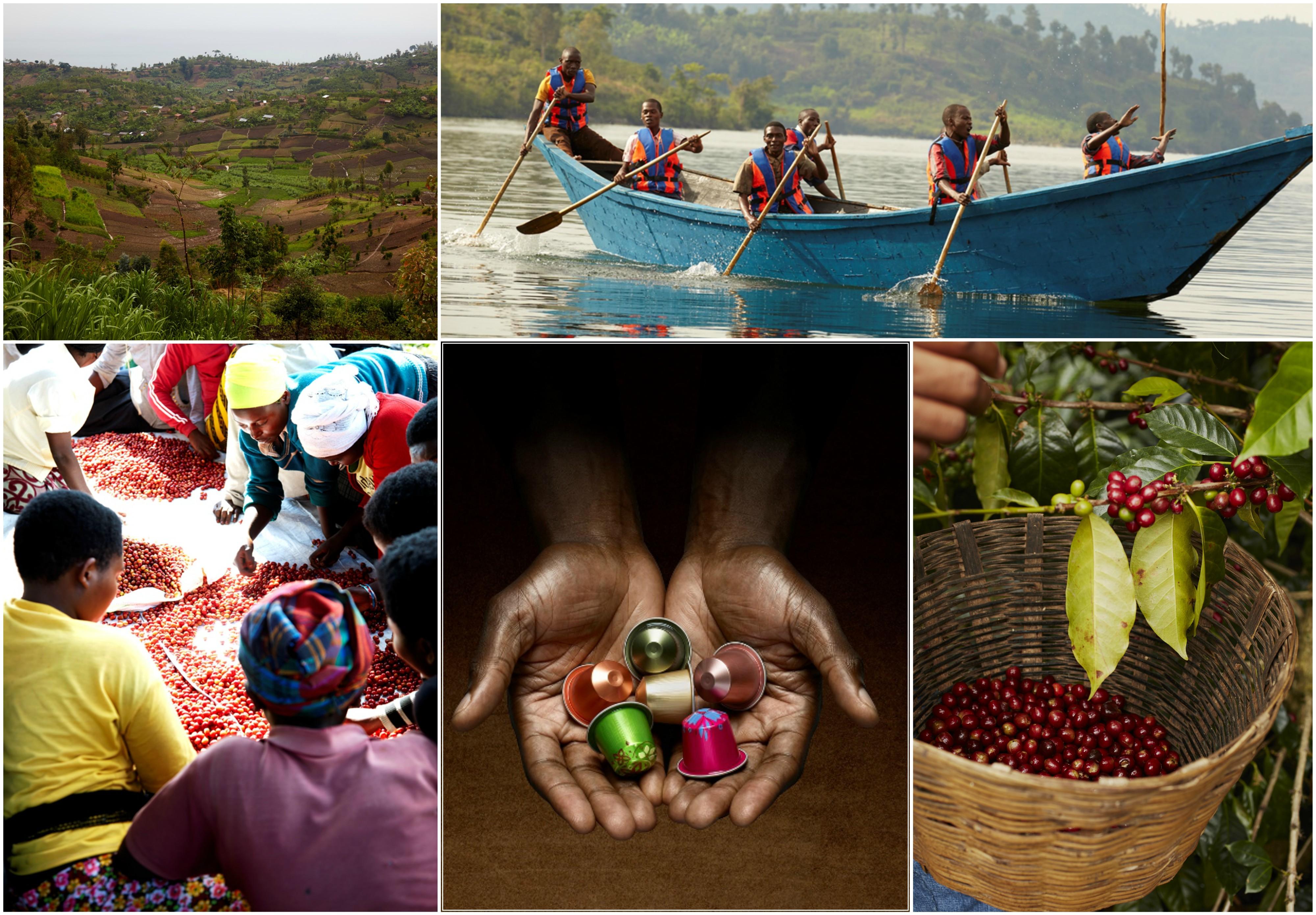 UMUTIMA wa Lake Kivu és a TANIM de Chiapas