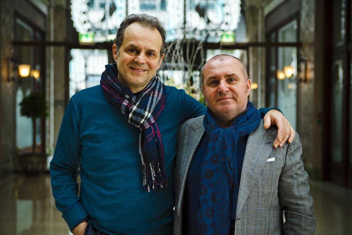 Nicola Portinari és Herczeg Zoltán