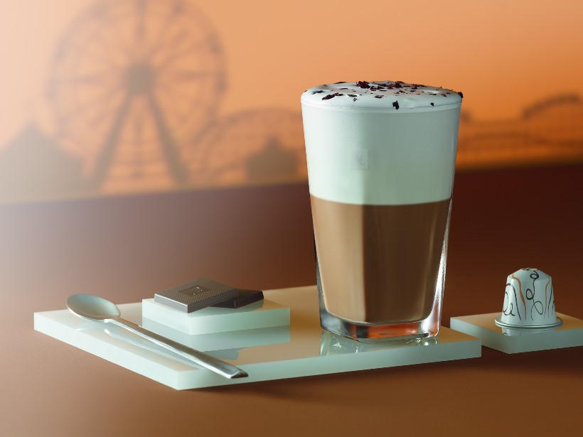 Variations Sachertorte – Délutáni Latte Varázs
