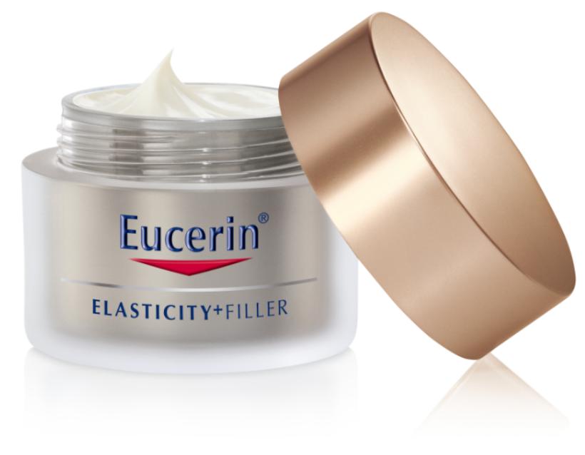 Eucerin Elasticity+Filler Bőrtömörséget regeneráló éjszakai arcápoló_nyi...