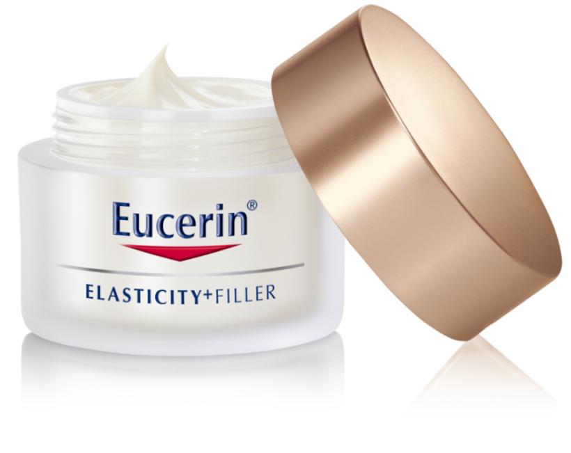 Eucerin Elasticity+Filler Bőrtömörséget regeneráló nappali arcápoló FF15...