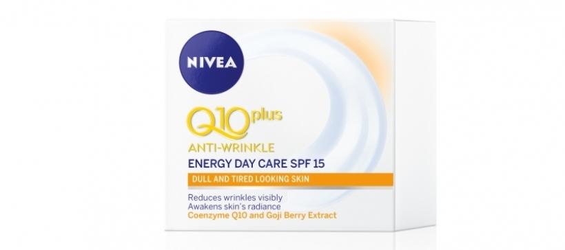 Q10 plus ránctalanító energetizáló nappali krém