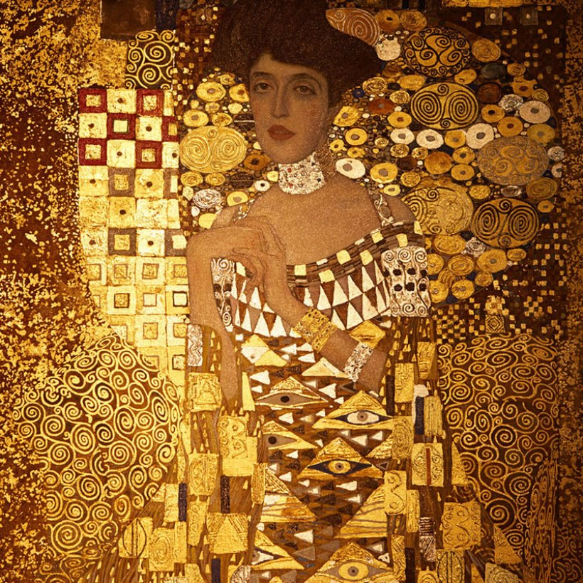 Klimt-Woman-in-Gold