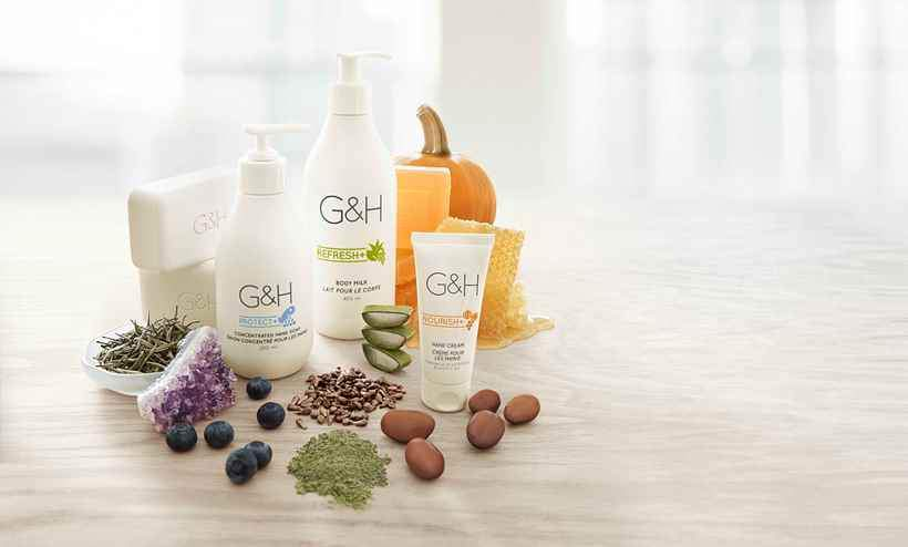 G&H Brand Ingredients and Products