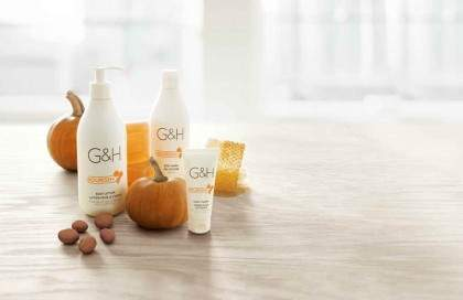 G&H Nourish Products and Ingredients