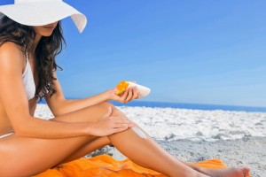 bőrápolás nyáron
