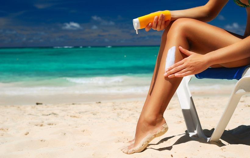 nyári bőrvédelem