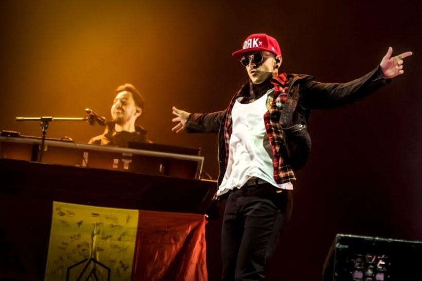 Linkin Park Dorko