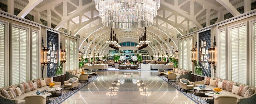The Fullerton Hotel Szingapúr