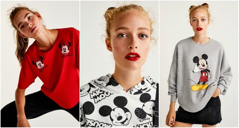 PullandBear_Mickey Mouse kollekció_Chic&Charm