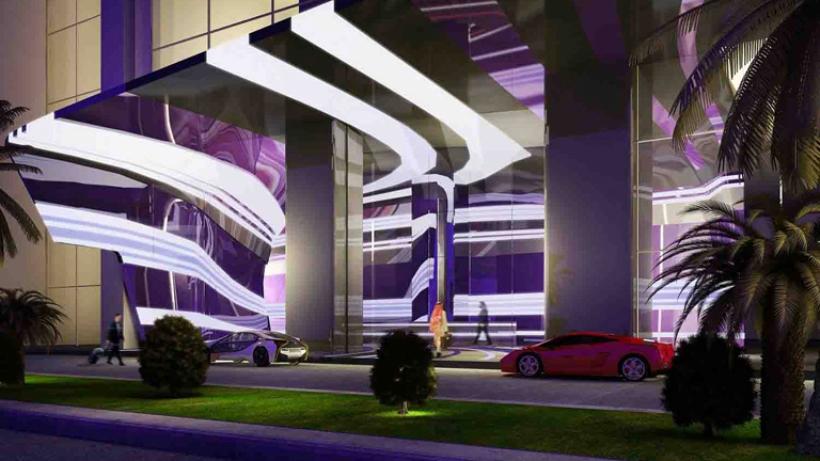 W Al Habtoor City Hotel Dubai