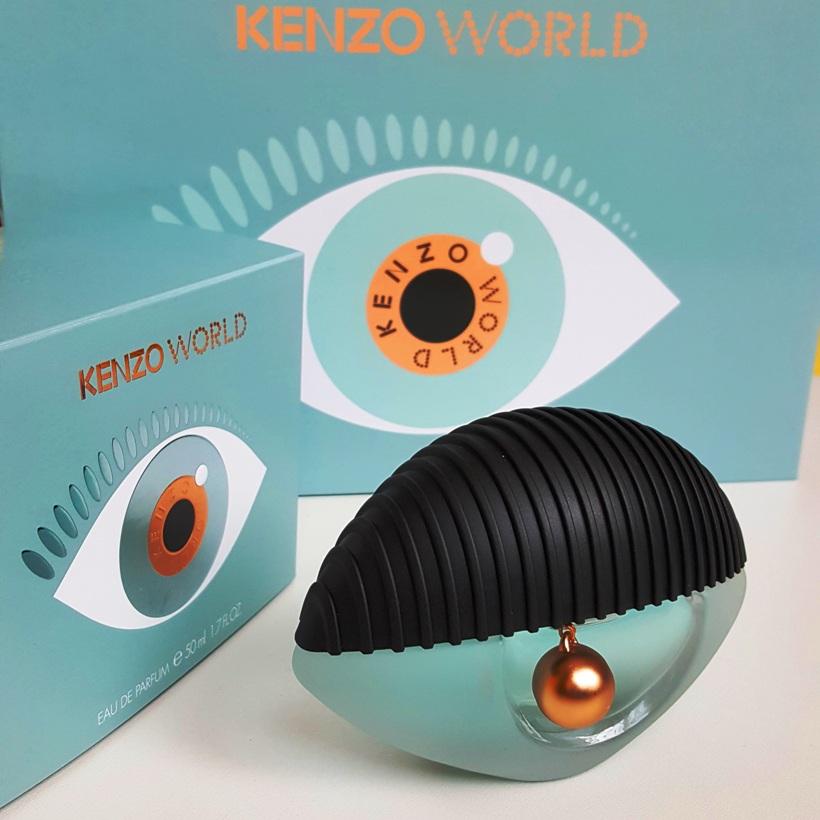 Kenzo World parfüm