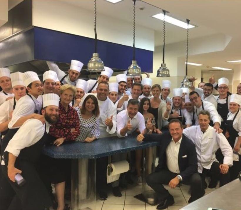 A Da Vittorio csapat