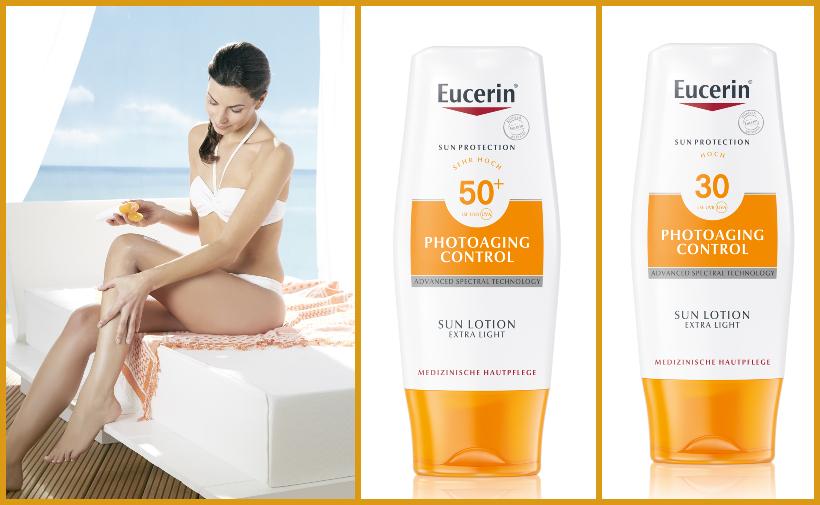 Eucerine Sun Photoaging Control