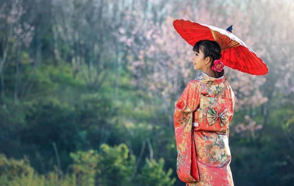 japán szépségápolási rituálé