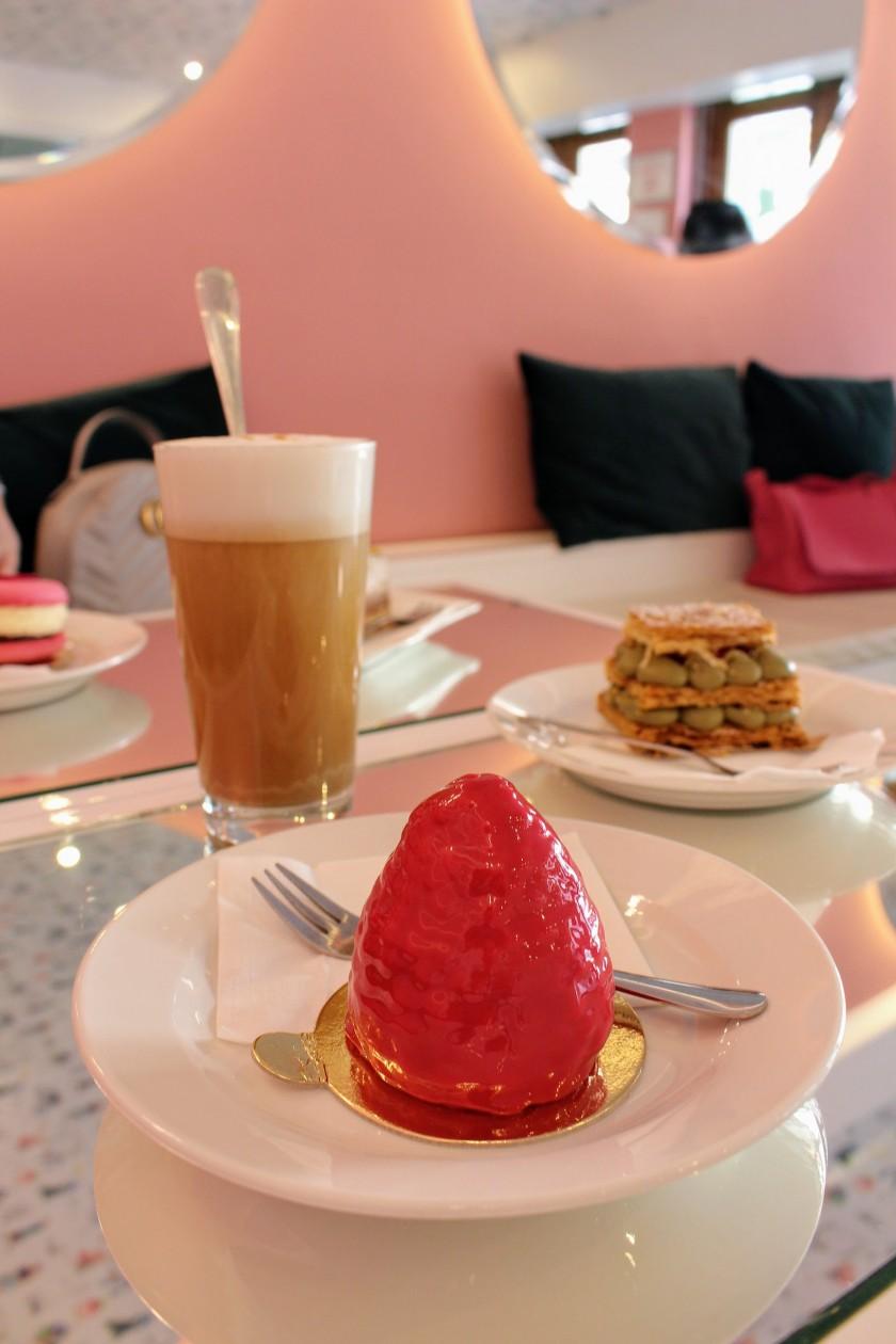 Málna The Pastry Shop