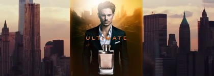01_Michael P. for the new ULTIMATE Baldessarini fragrance!
