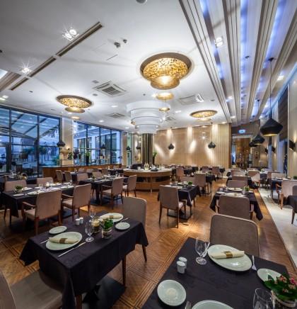 Hotel Continental Zara_Araz Étterem