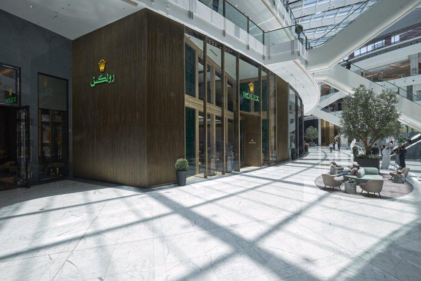 Dubaj Rolex butik