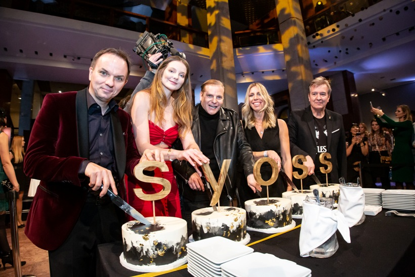 11_A zsűri és a Syoss 10. születésnapi tortája