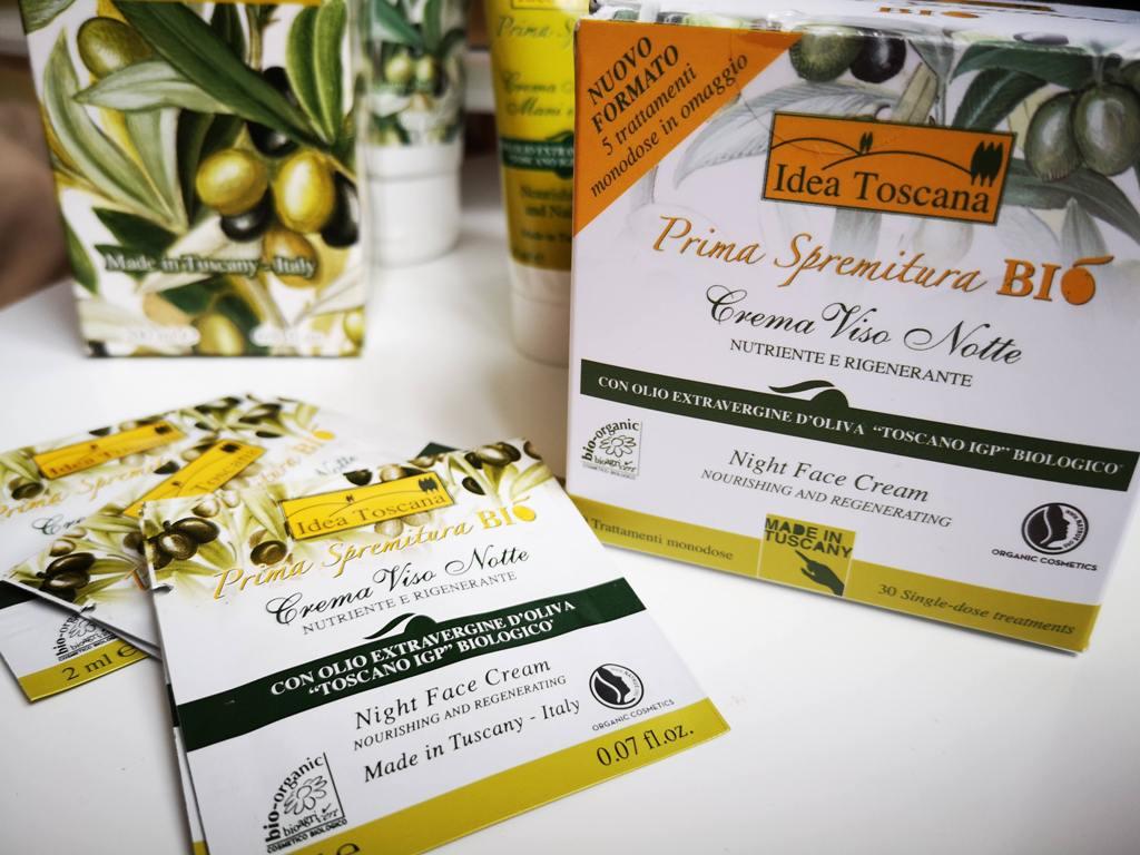 Idea Toscana kozmetikumok