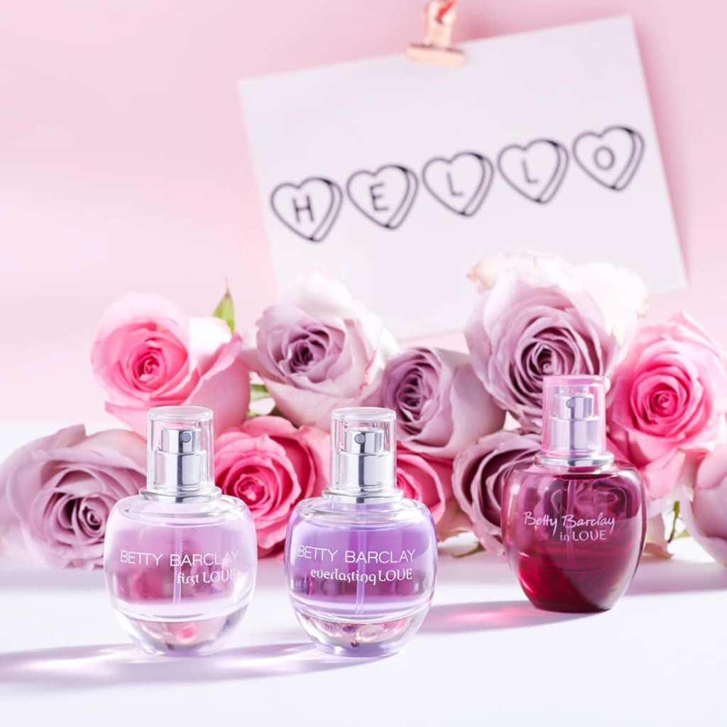 Betty Barclay Love perfumes