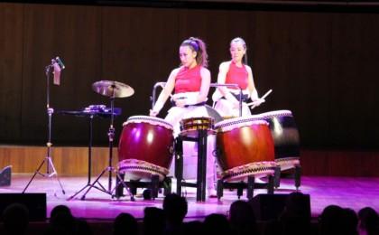 Bonten japán dob együttes
