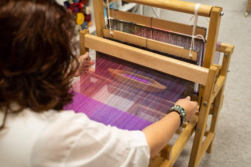 Mulberry Leaf Weaving Studio