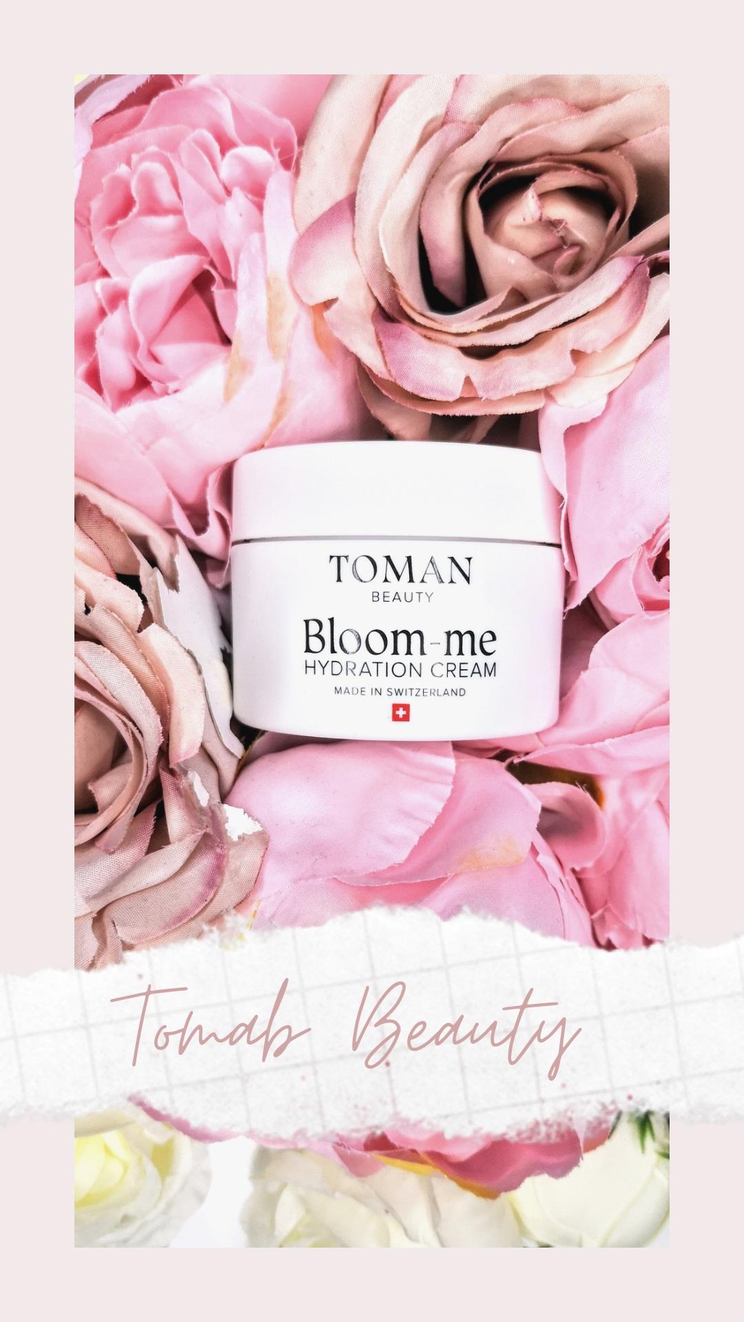 Toman Beauty Bloom-me hidratáló krém