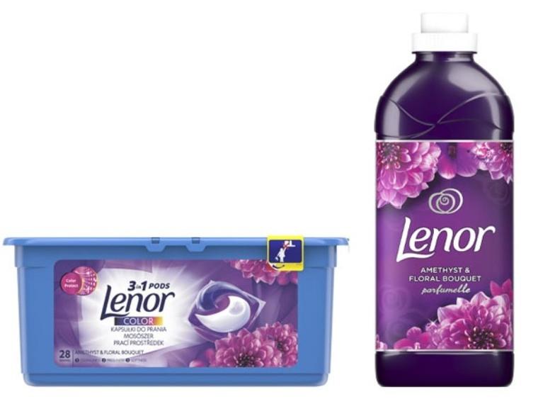 Lenor-Amethyst-kollekció