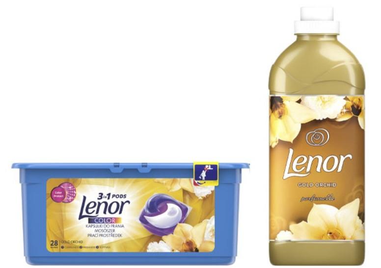 Lenor-Gold-Orchid-kollekció