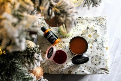 Karácsonyi Lush kollekció