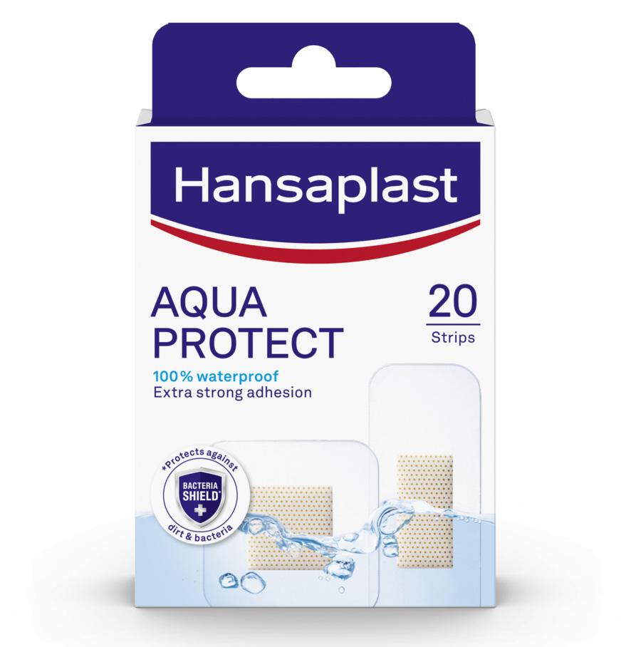 Hansaplast Aqua Protect 20x - vízálló tapasz_edited