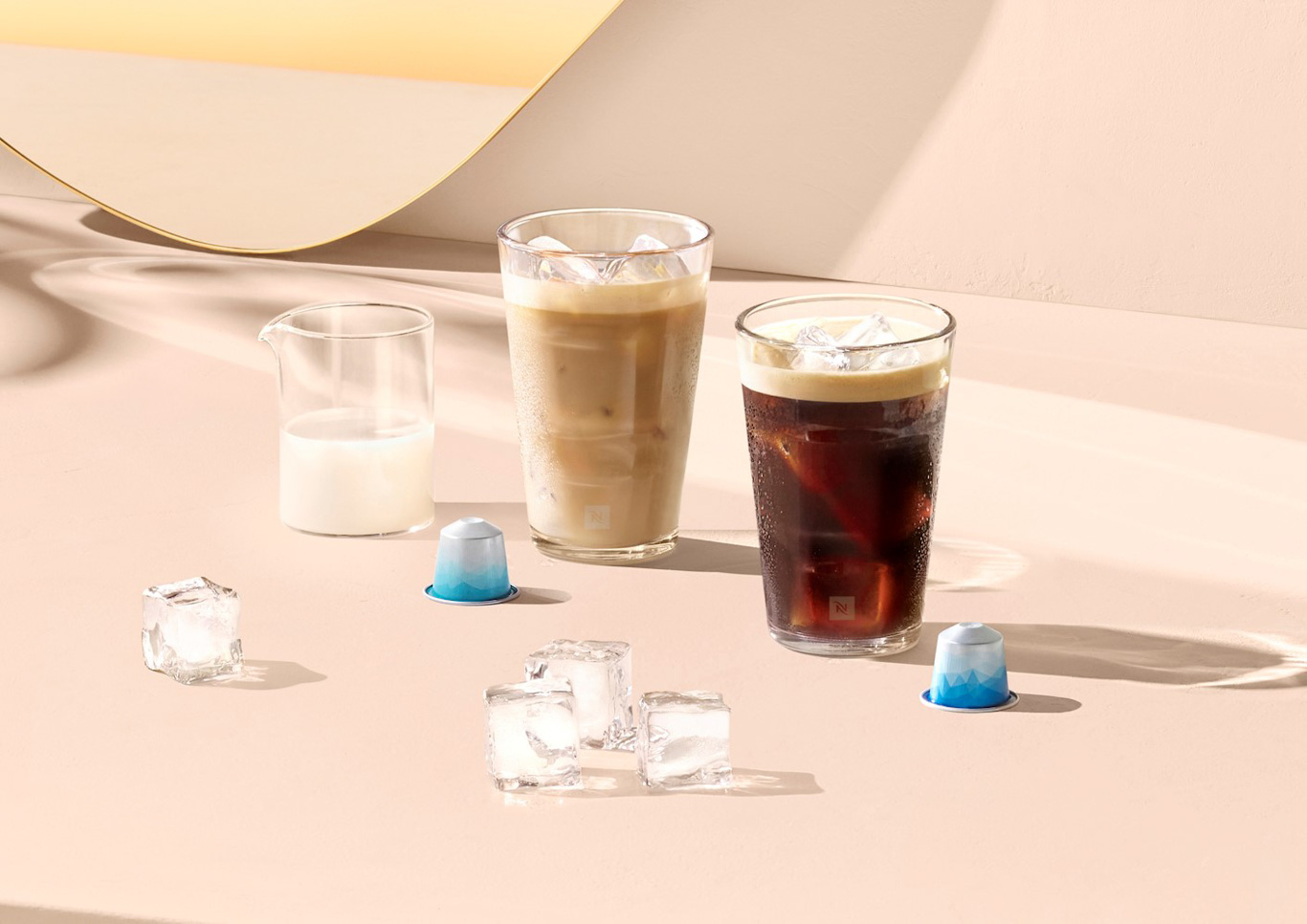 Nespresso Barista Creations for Ice kávékapszulák_edited