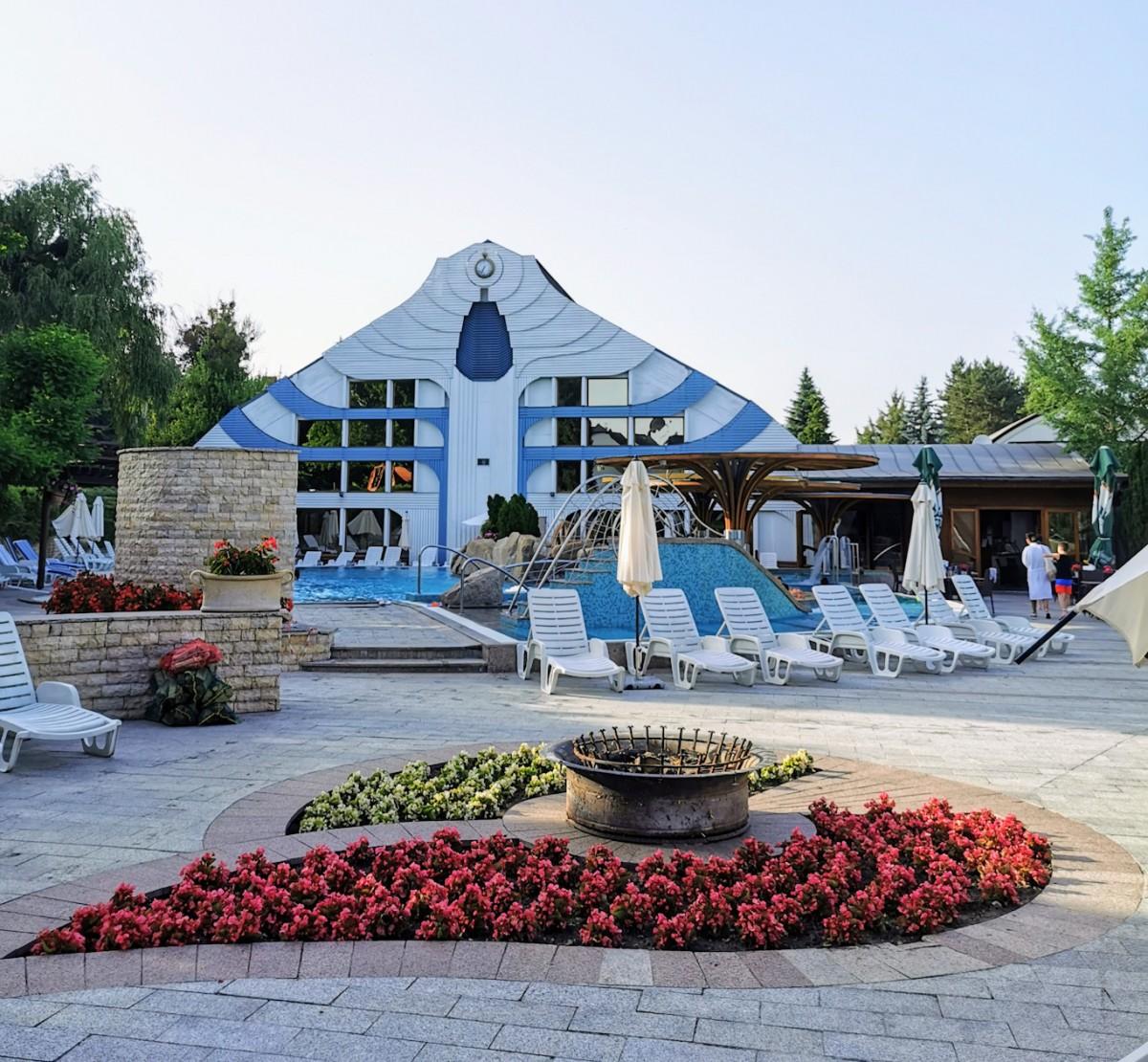 NaturMed Hotel Carbona élményfürdő