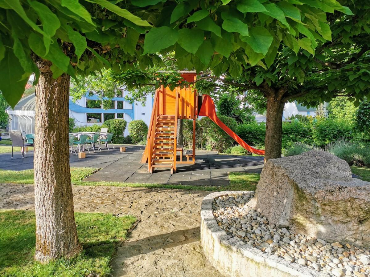 NaturMed Hotel Carbona játszótér