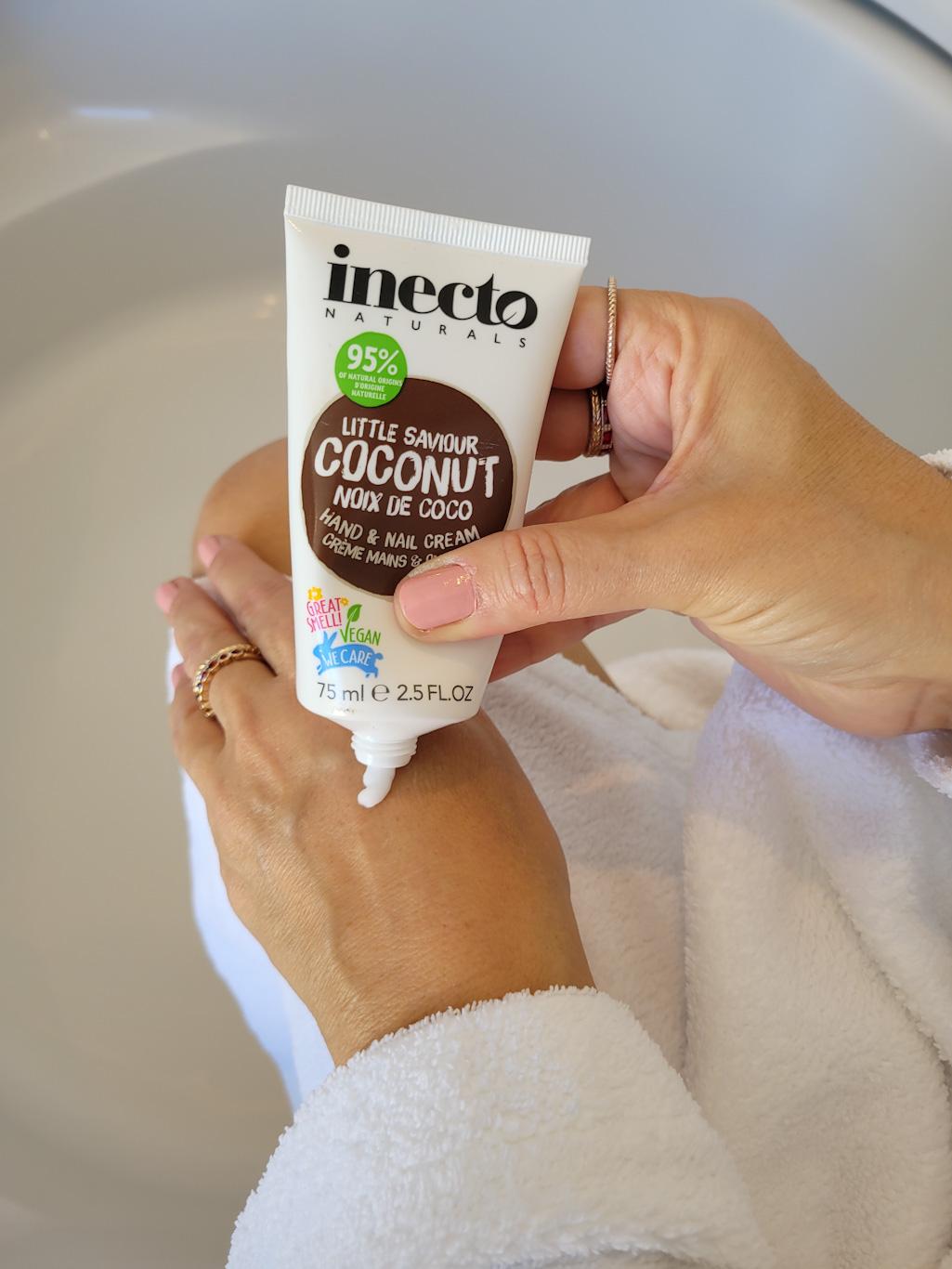 Inecto Coconut kézápoló