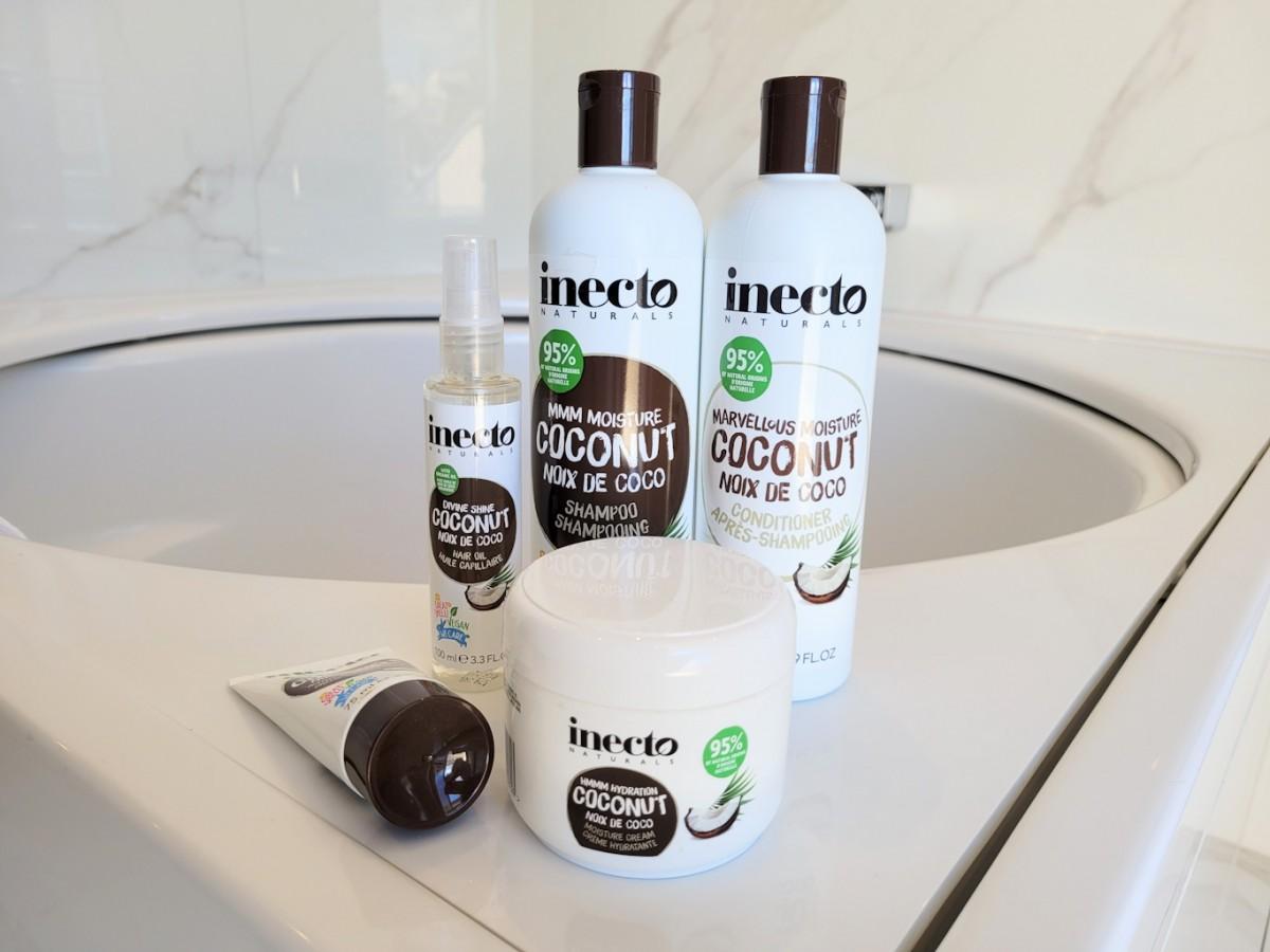 Inecto Coconut termékcsalád
