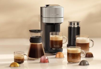 Nespresso nyito