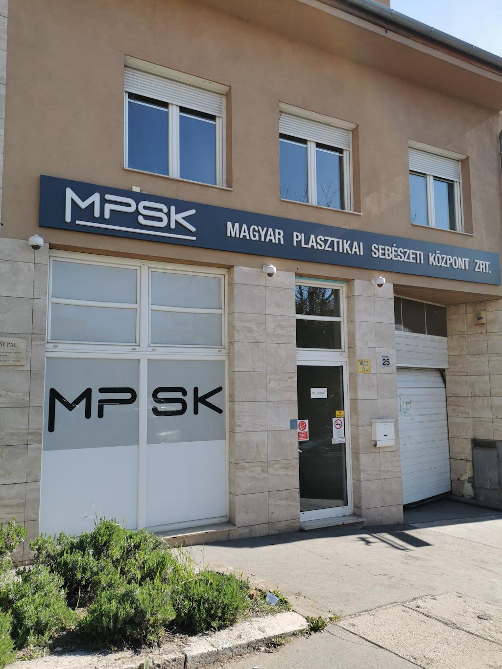 plasztikai sebészeti központ